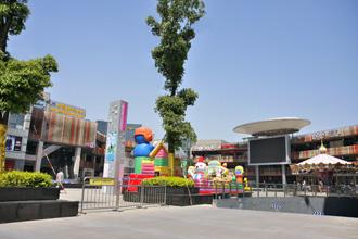 经发商业广场B、C区竞博体育娱乐